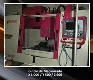 fotos de los centros de mecanizado